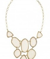 Fiona Bib Necklace $47