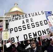 Christians Opposed to Gay Marriage