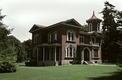 Gervase Wheeler's Town Hall Design