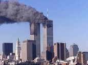 Crashing Towards the Twin Towers