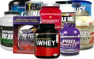 7. Taking Protein Shakes and Vitamins