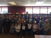 VFW Veterans Day Essay Participants