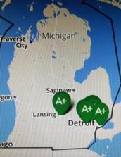 2015 K-12 Niche ranks Grosse Pointe Teachers #2 in Michigan