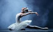 Ballet de El lago de los cisnes: