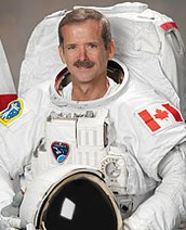 Who is Chris Hadfield?