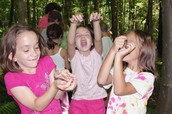 STILL SPACE for SUMMER NATURE DAYS CAMP. First three weeks in August