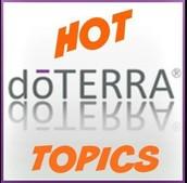 HOT DOT TOPICS