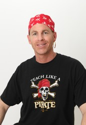 "Dave Burgess ""Teach Like a Pirate"""