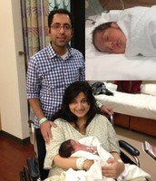 Welcome Baby Zahiruddin!