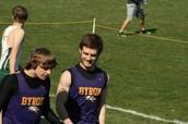 Connor Raymond & Austin Smithingell