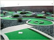 Going Mini Golfing