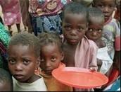 Voedselzekerheid van de wereld in gedrang