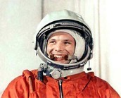 First Human in Space - Yuri Gagarin