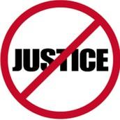 Corrupt Judicial System.