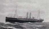 Coronia vessel