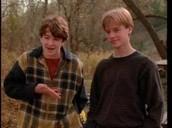 Arthur and Dan