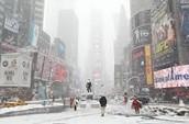 Background Info on New York, New York