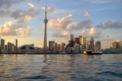 What issues are Canadian cities facing today?