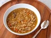 Barley Soup (5₯)
