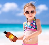 Sunscreen for Children