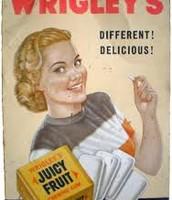 Juicy Fruit's Original Gum