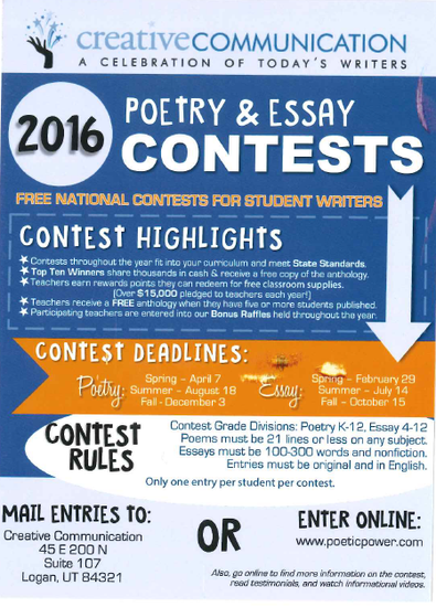 Creative Communication Essay Contest - hepatitze