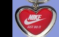 Nike Key chain