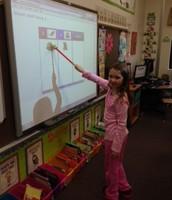 Smart Board Spelling Sort - Long A
