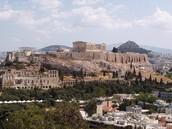 Parthenon, Acropolis: