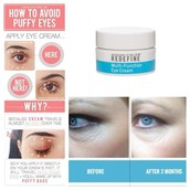 REDEFINE-Eye Cream...Because Everyone Needs a Great Eye Cream!