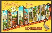 Come and visit New Orleans