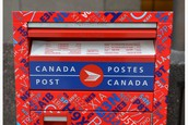 canadian postal service