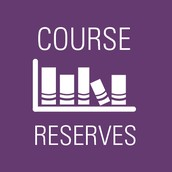 2. Course Reserves