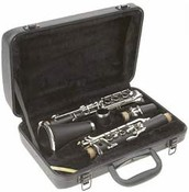 With A Bb Clarinet...