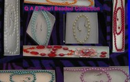 Q A D Pearl Beaded Collection!