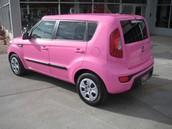 Es rosa!