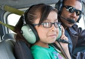 Personalized Girls Fly! Agenda