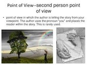 2nd person point of view