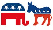 republican vs. democrats