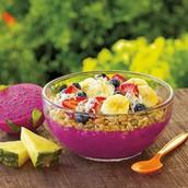Island pitaya bowl