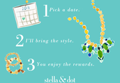 Want to share fun and fashion with your friends?