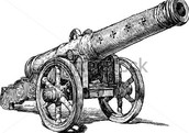 Medieval Cannon created for War