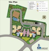 Flat for Sale in NH-24