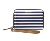 Chelsea Tech Navy and Stripe Wallet $30.98