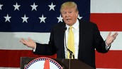 Donald Trump announces presidential candidacy