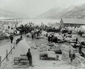 Conditions in the Klondike