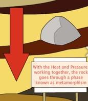finally last rock metomorphis rock