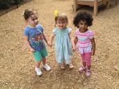 Lauren, Mil and Grace