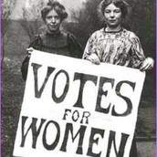 Why are you different from other women suffrage classes?