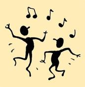 Muziek en bewegen
